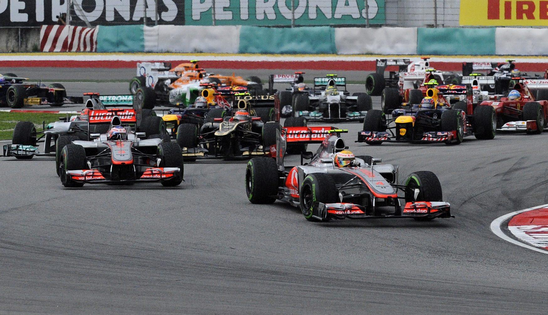 Подновиха състезанието за Гран При на Малайзия