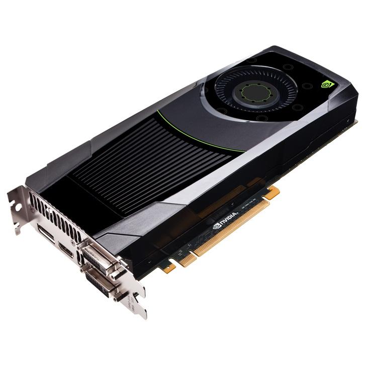 Nvidia пусна най-бързия си графичен процесор