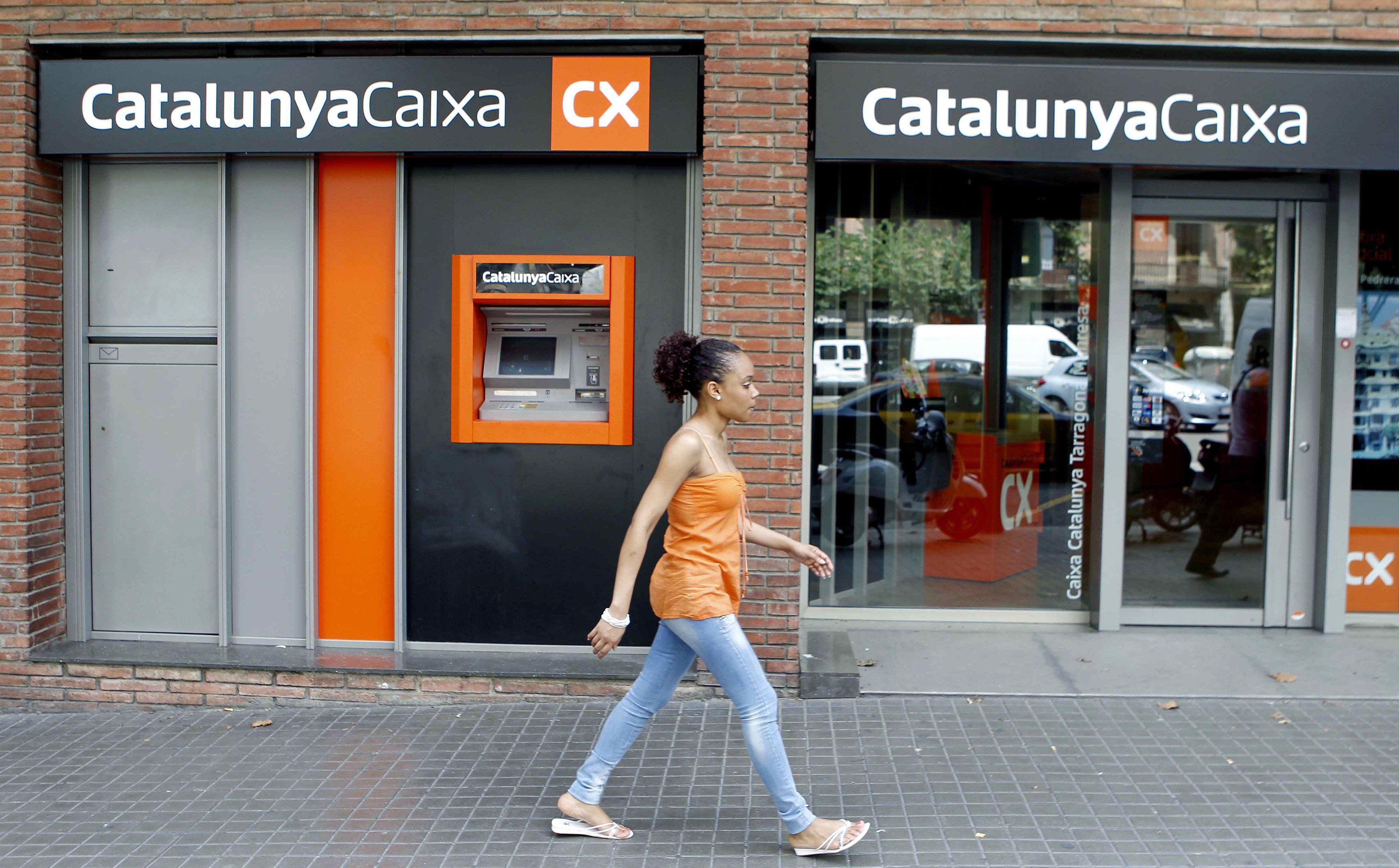 """""""Ла Кайша"""" става най-голямата банка в Испания"""