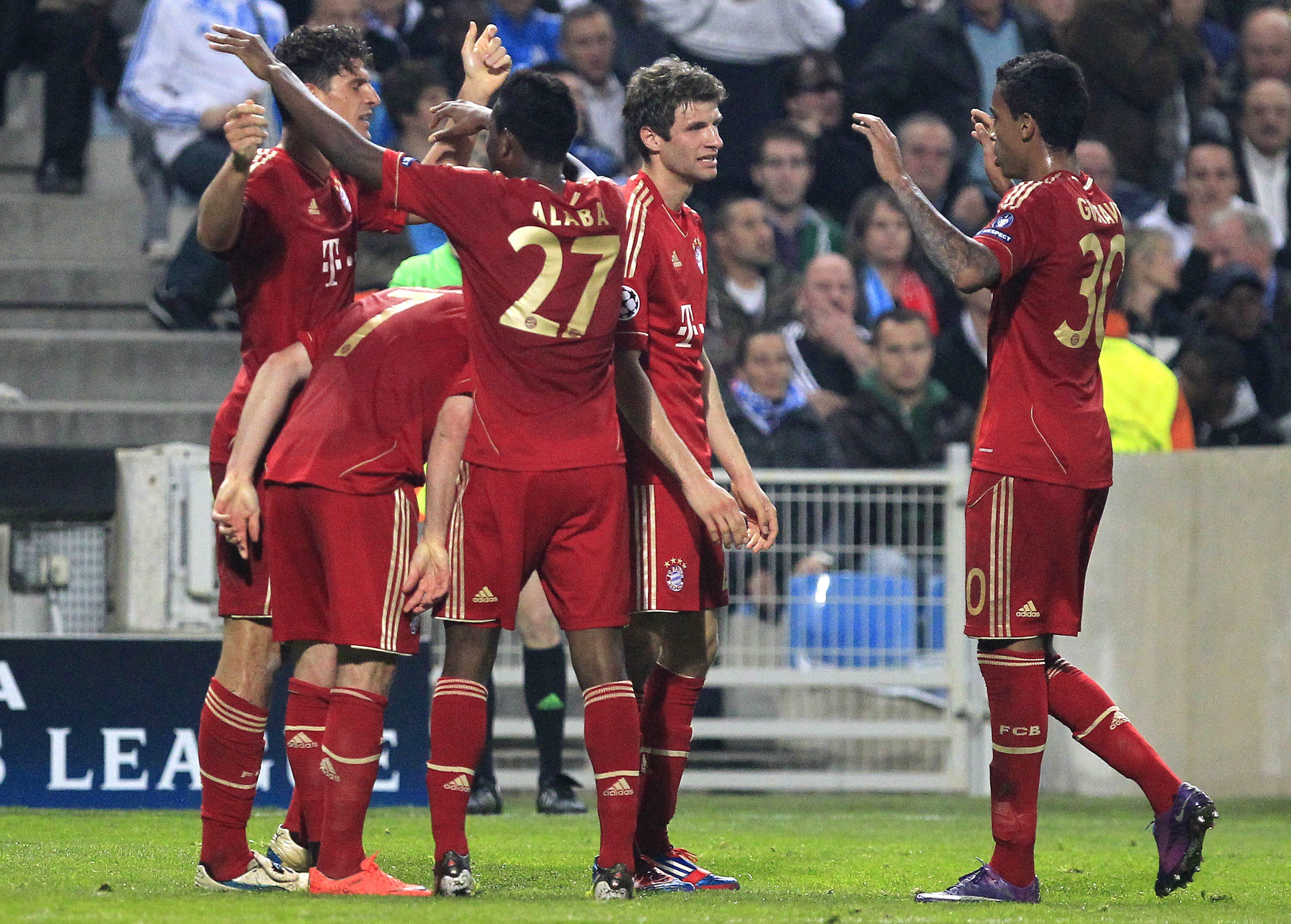 Байерн вече гледа към 1/2-финала с Реал (видео)