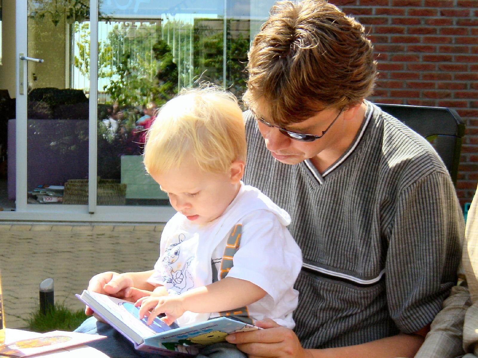 Бащината обич силно влияе върху развитието на детето