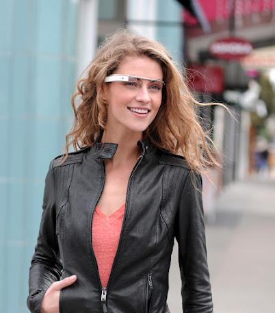 Очилата с добавена реалност на Google (видео)