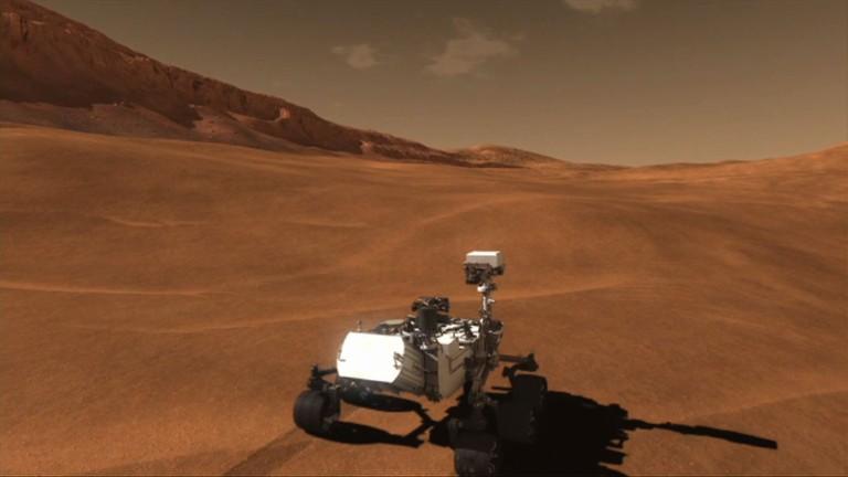 Марсоход ще търси живот с нов подход