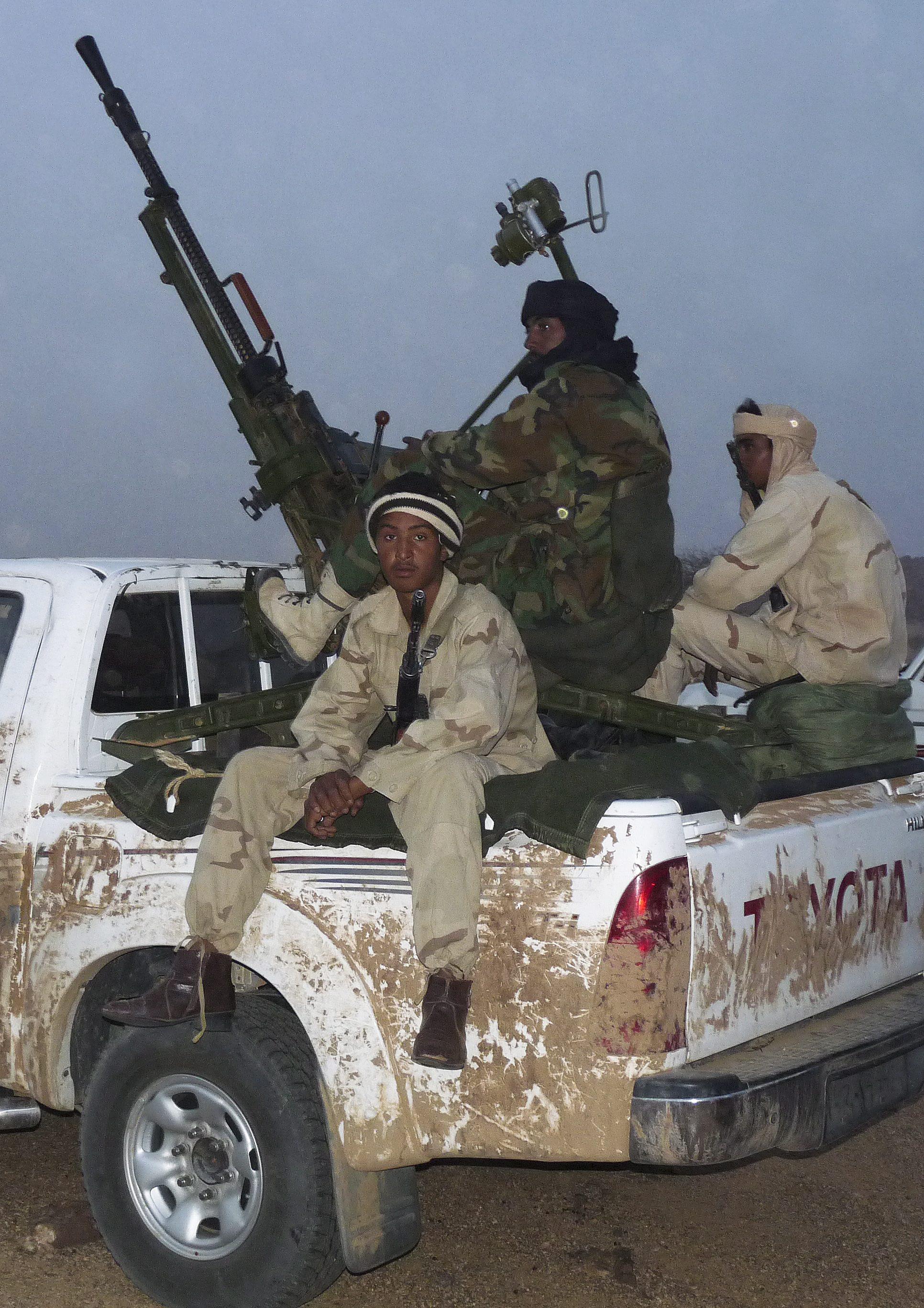 Туарегските бунтовници обявиха независимост в северно Мали