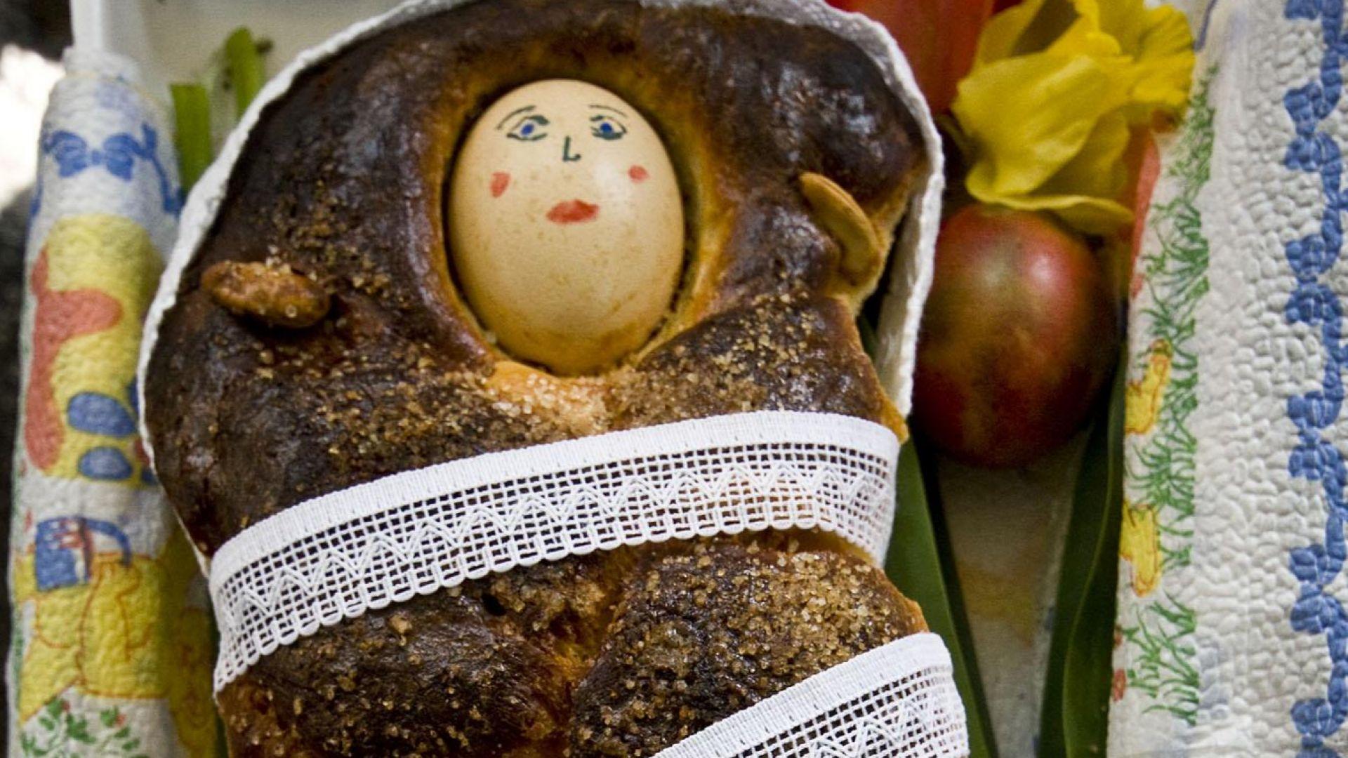 Диетолози изчислиха колко яйца и козунак може да изядем на Великден