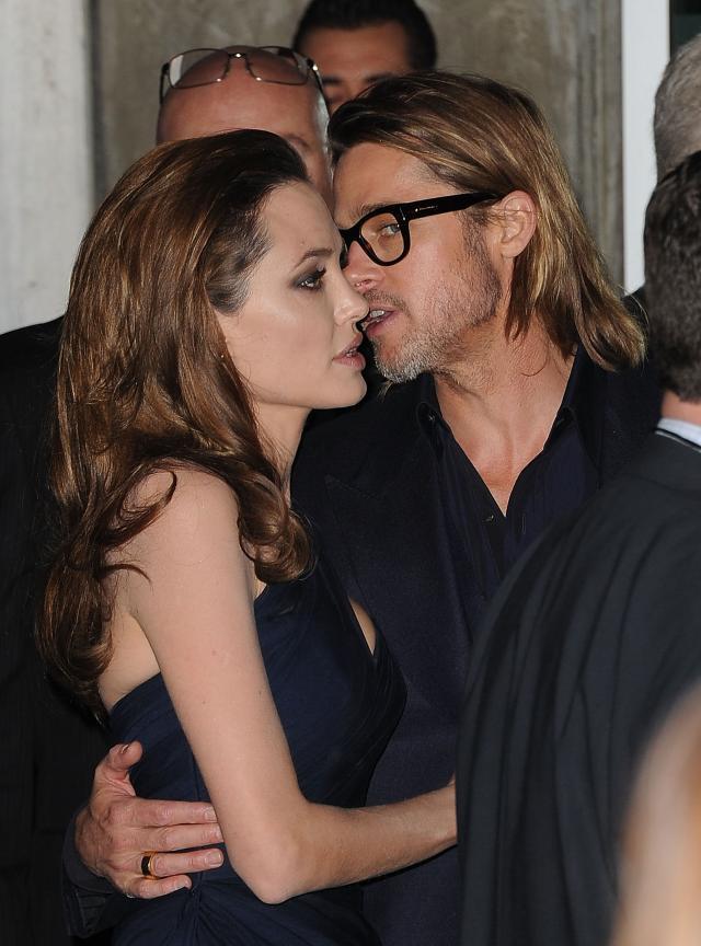 Джоли и Пит ще участват в тържествата за кралския юбилей