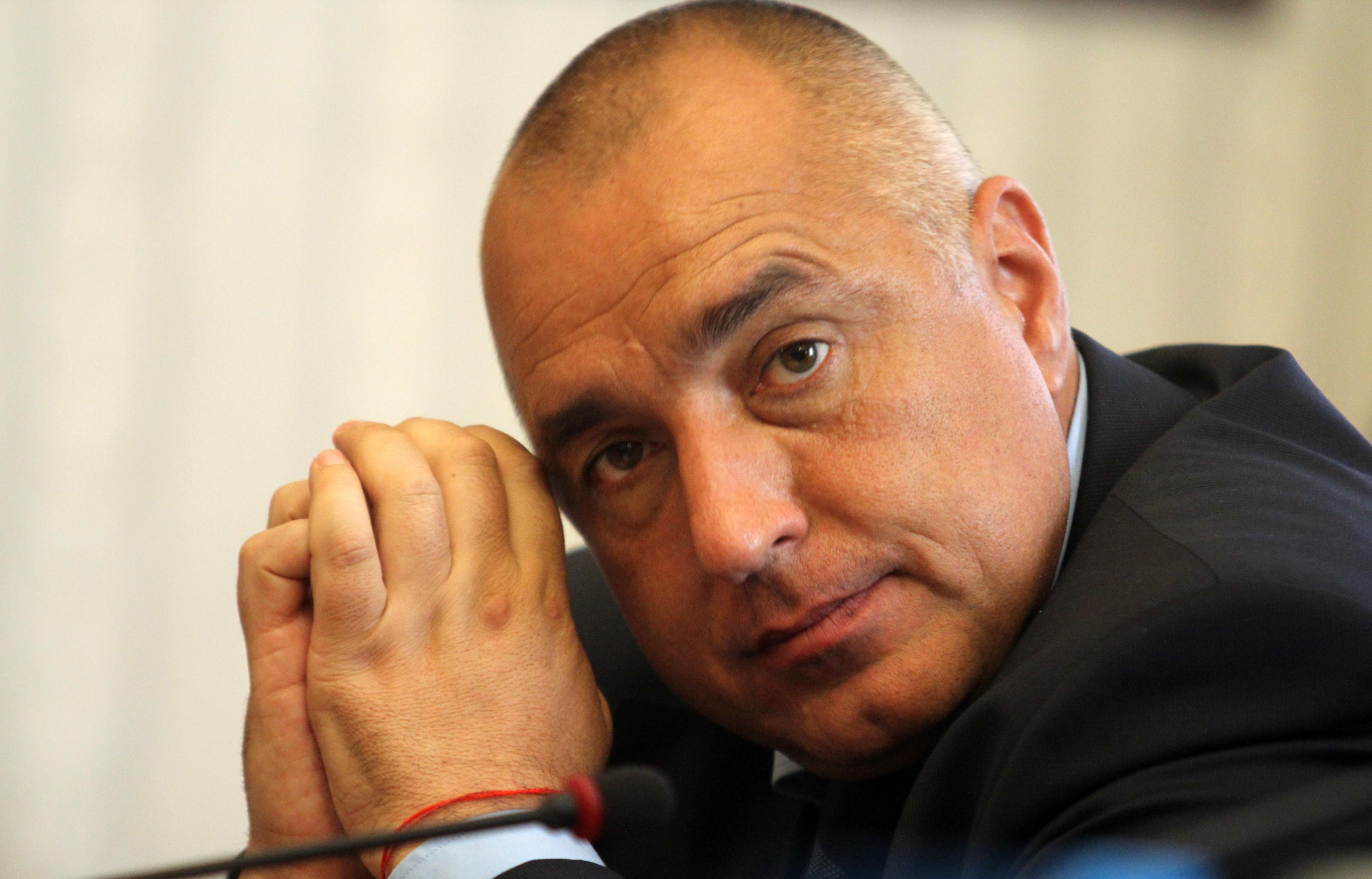 Борисов призна за записа с Мишо Бирата, изтрити били ругатни за Първанов