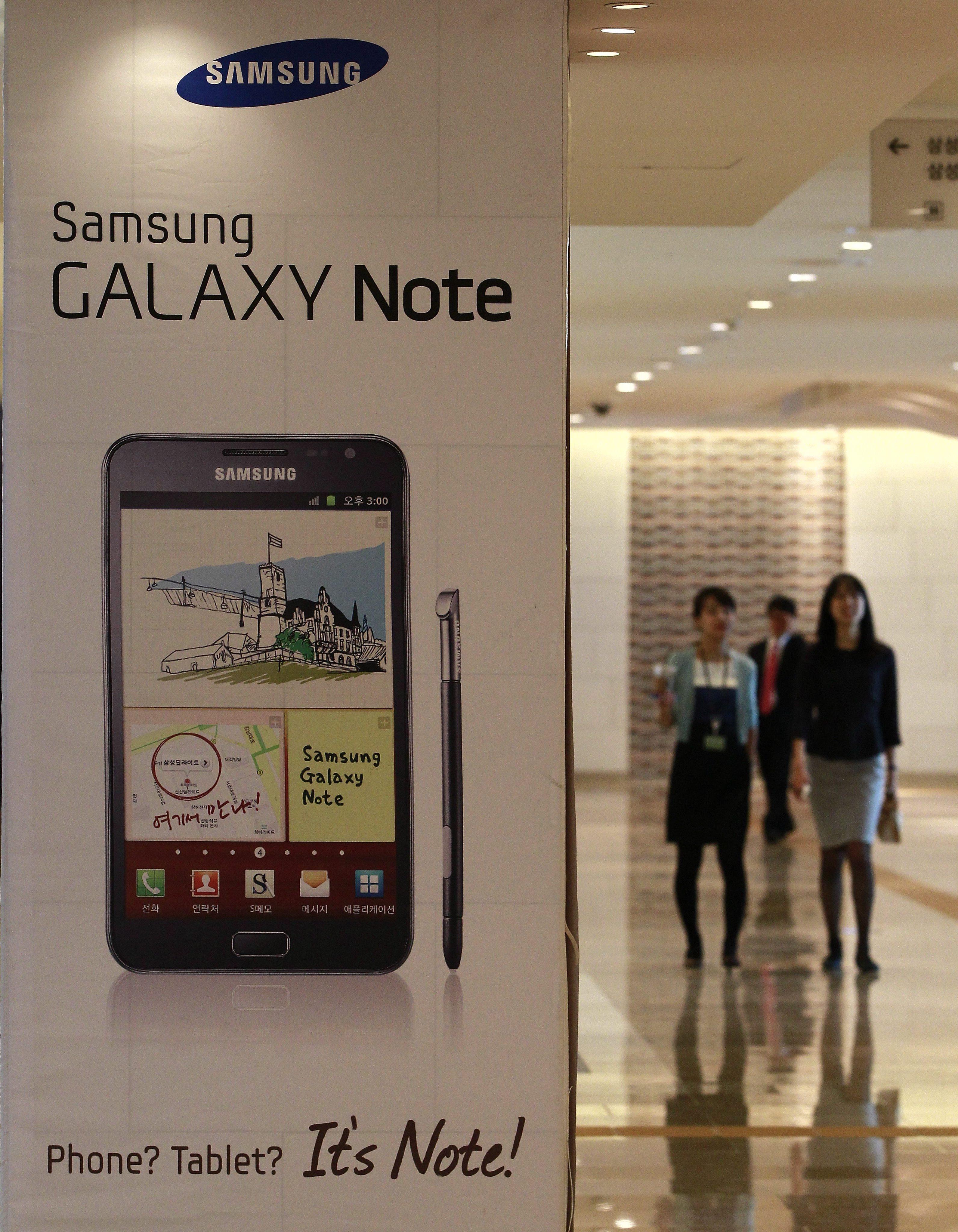 Samsung изпревари Nokia и вече е №1