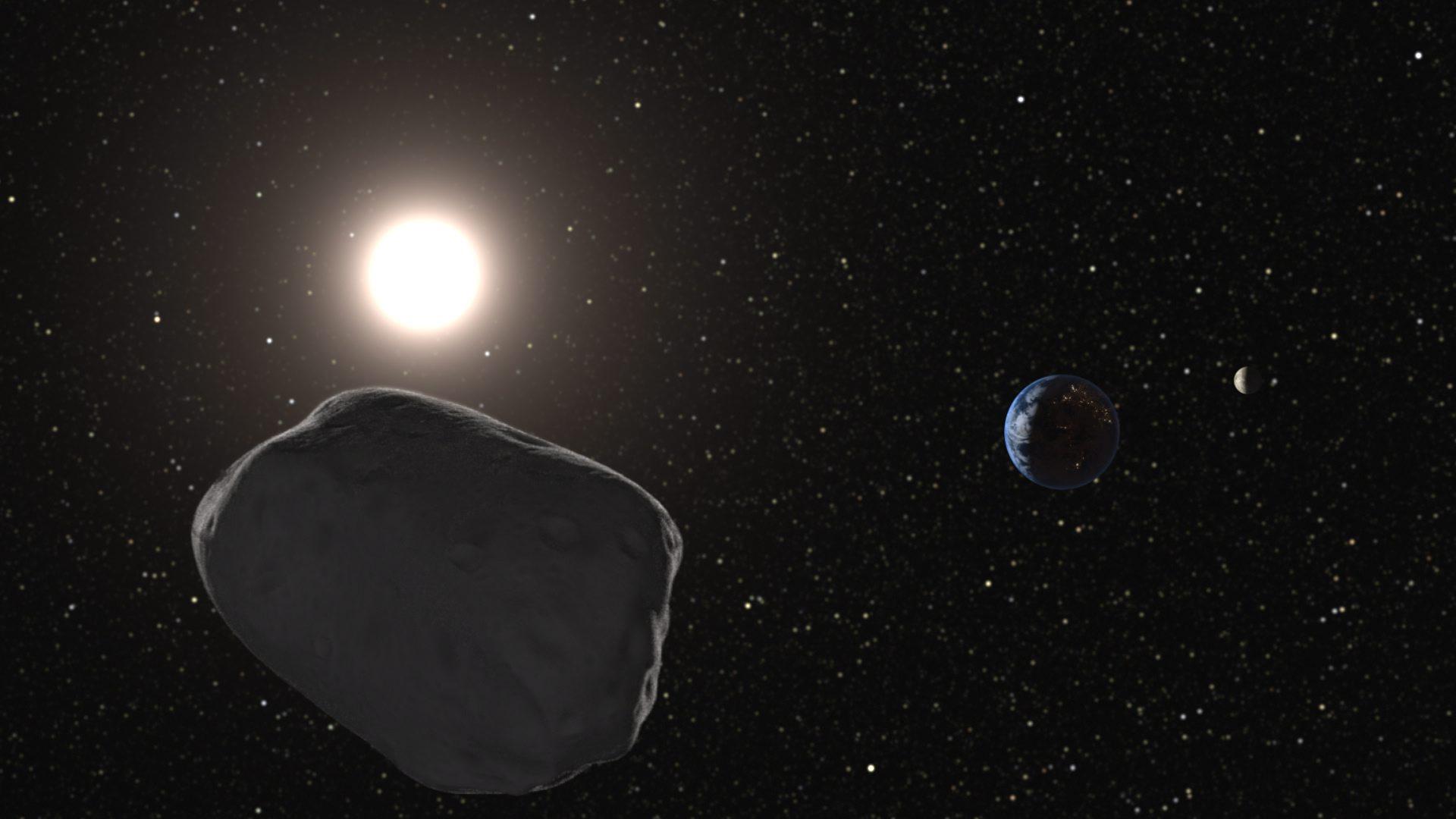 """НАСА: Изключено е """"Апофис"""" да удари Земята"""