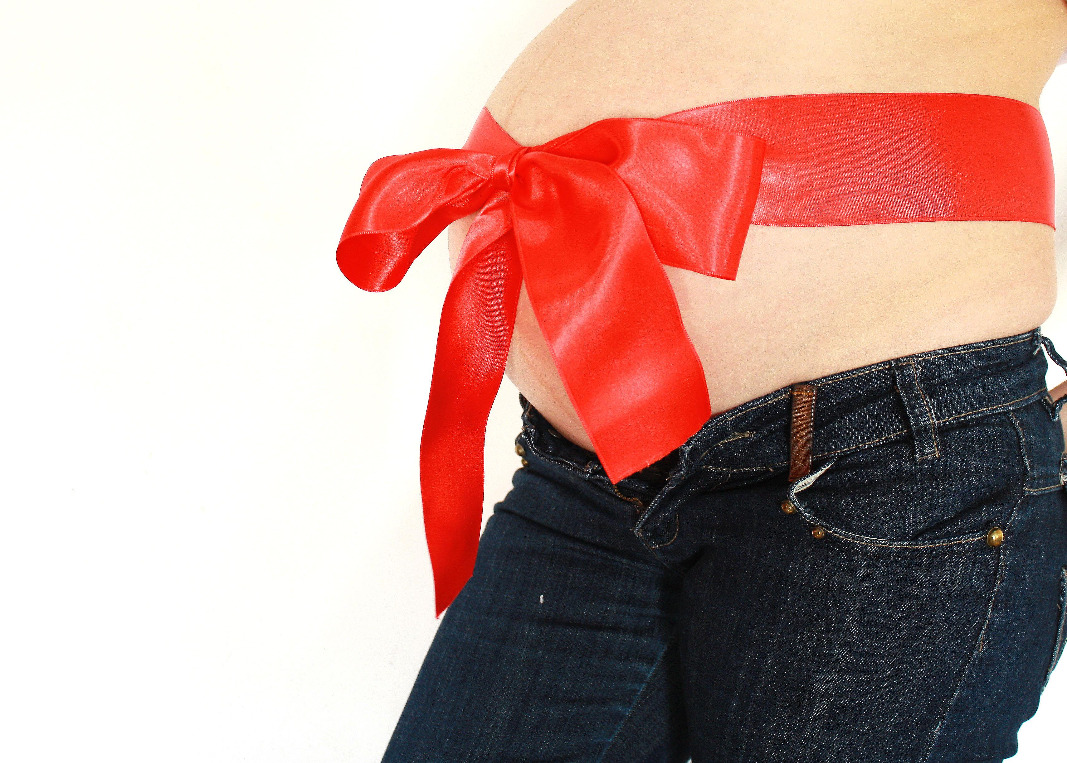 Умерената диета по време на бременност е безопасна