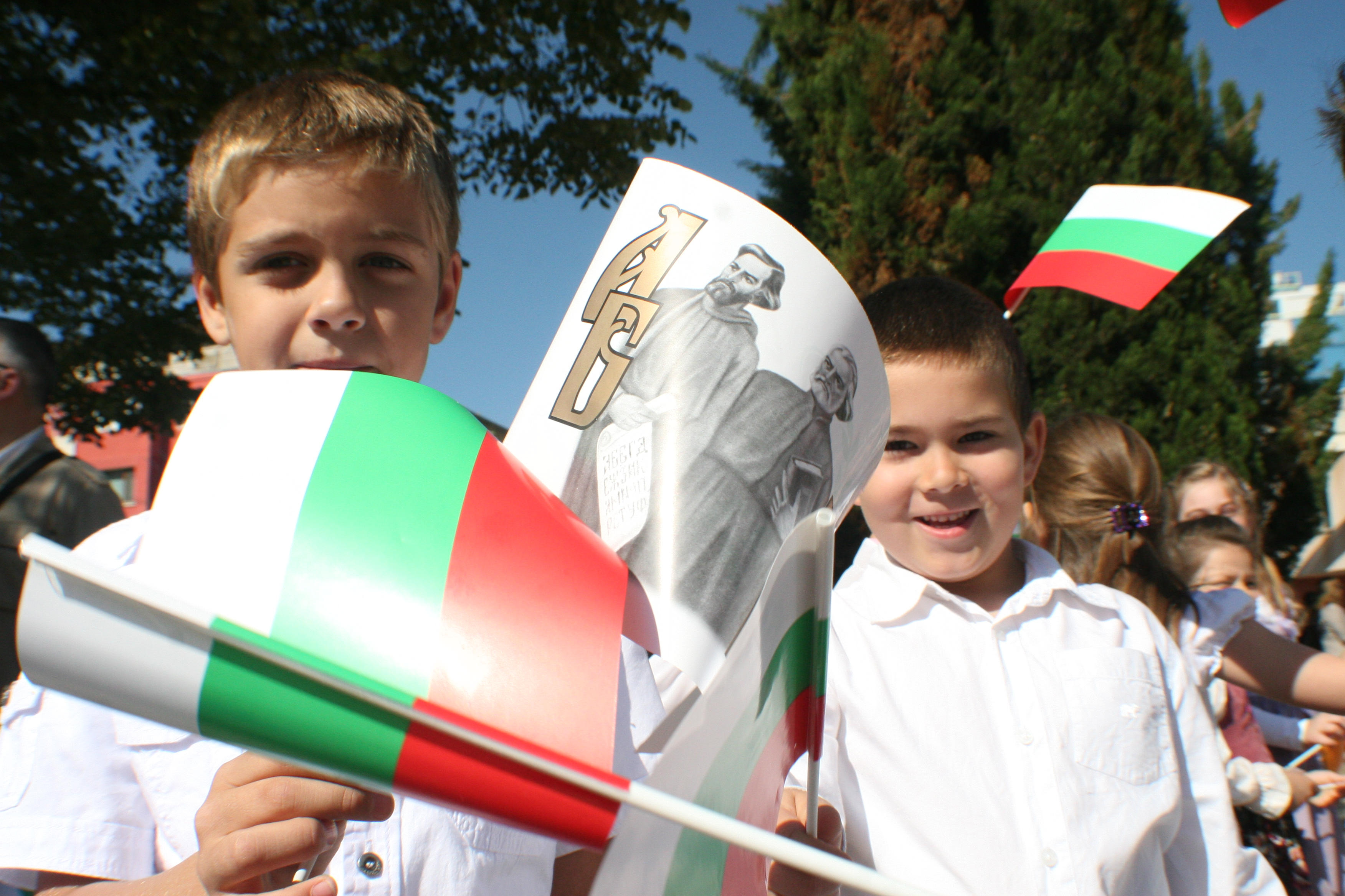 Мега шествие за 24 май в Бургас: 8000 излизат по улиците на града