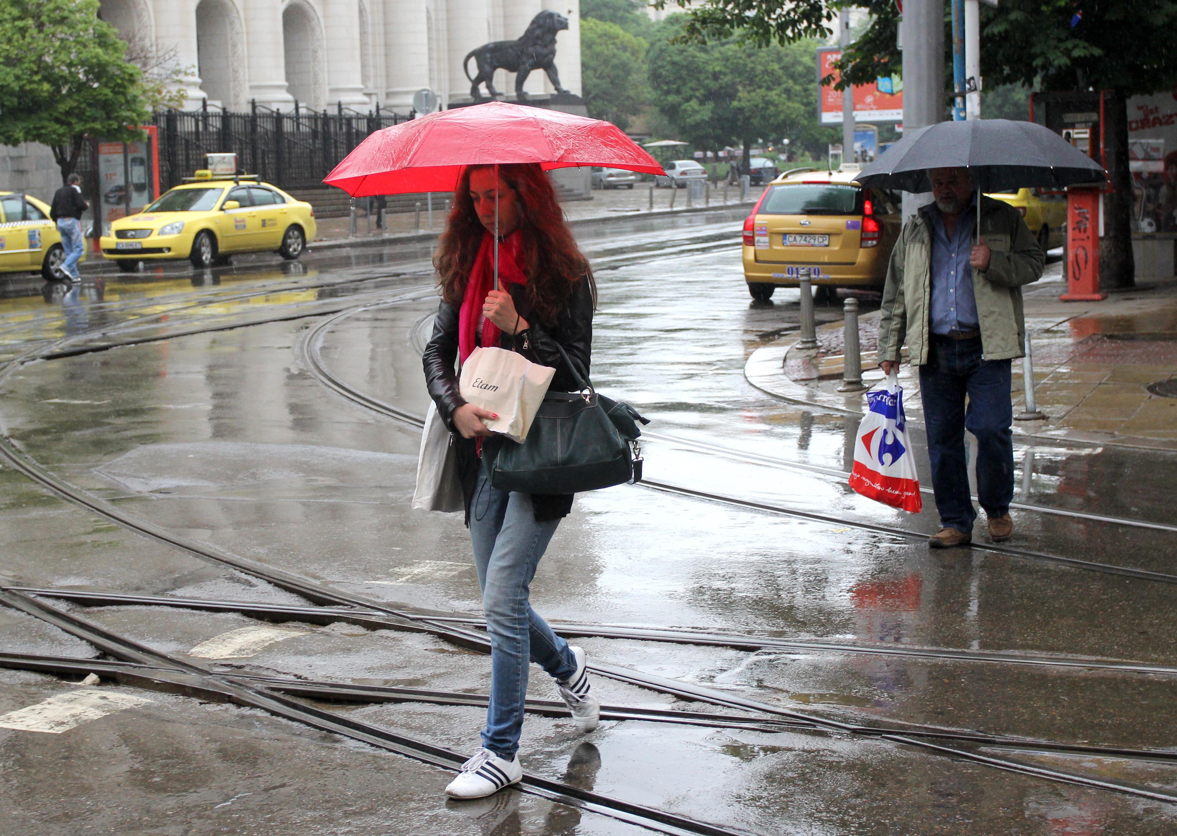 Чакат ни обилни валежи от неделя
