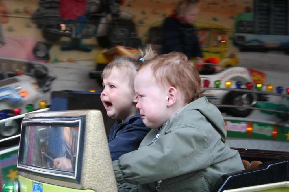 От какво се страхуват децата