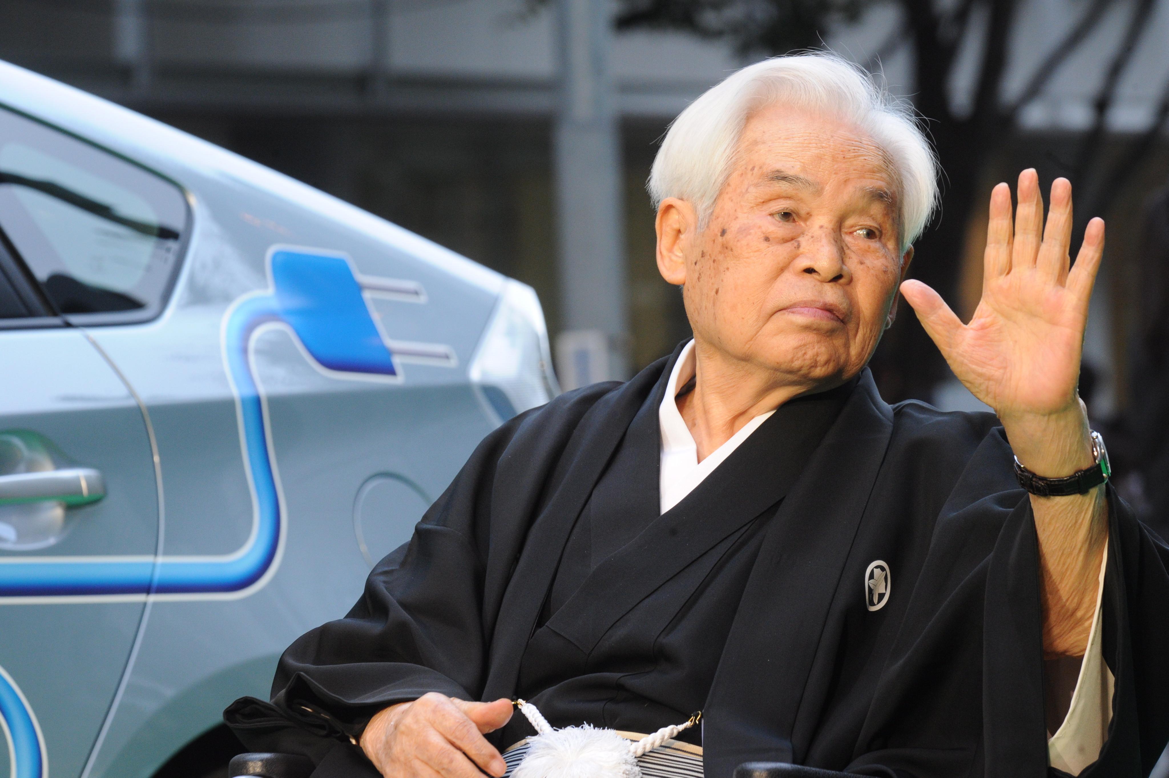"""Създателят на """"Децата на Хирошима"""" почина на 100 години"""