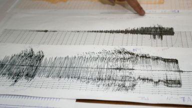 Земетресение разлюля Белица и Благоевград