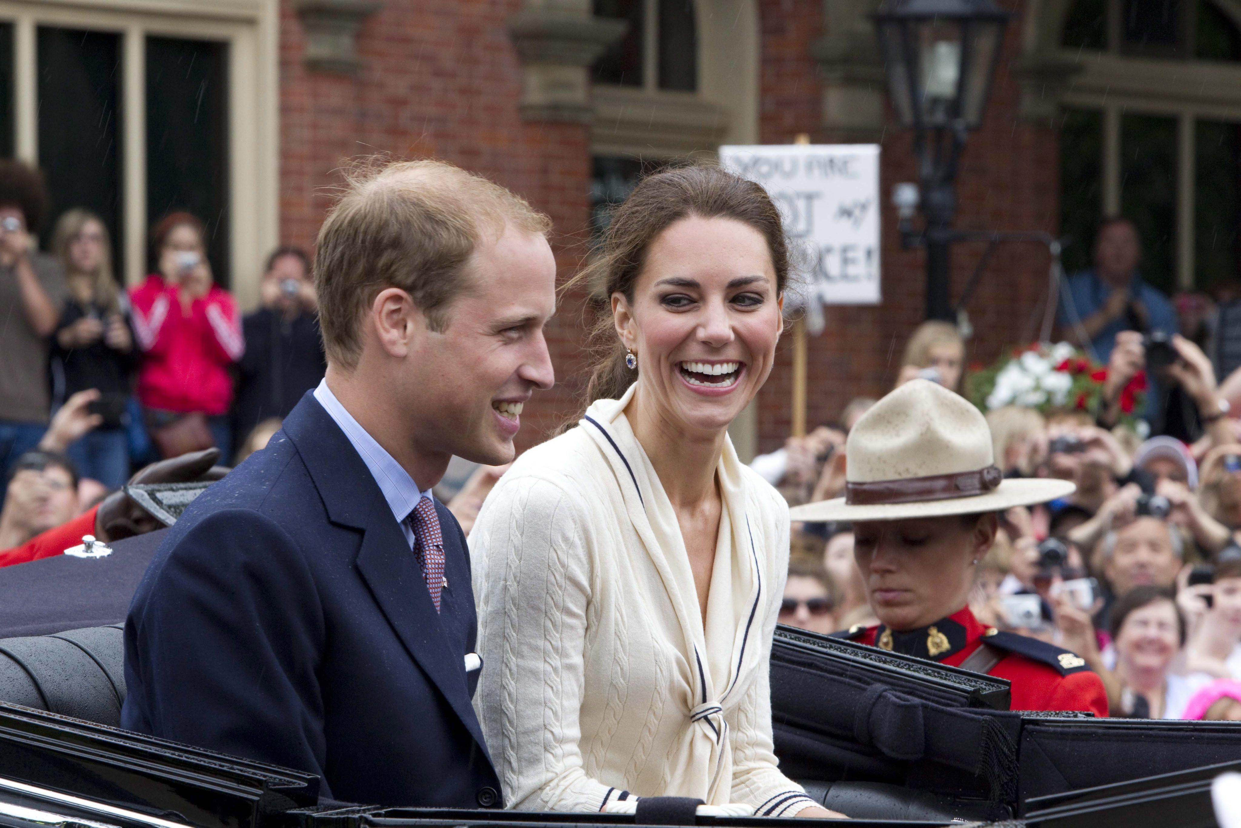 Принц Уилям: С Катрин нямаме търпение да имаме деца