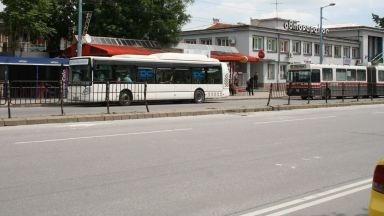 50% по-малко пътници в градския транспорт в Пловдив