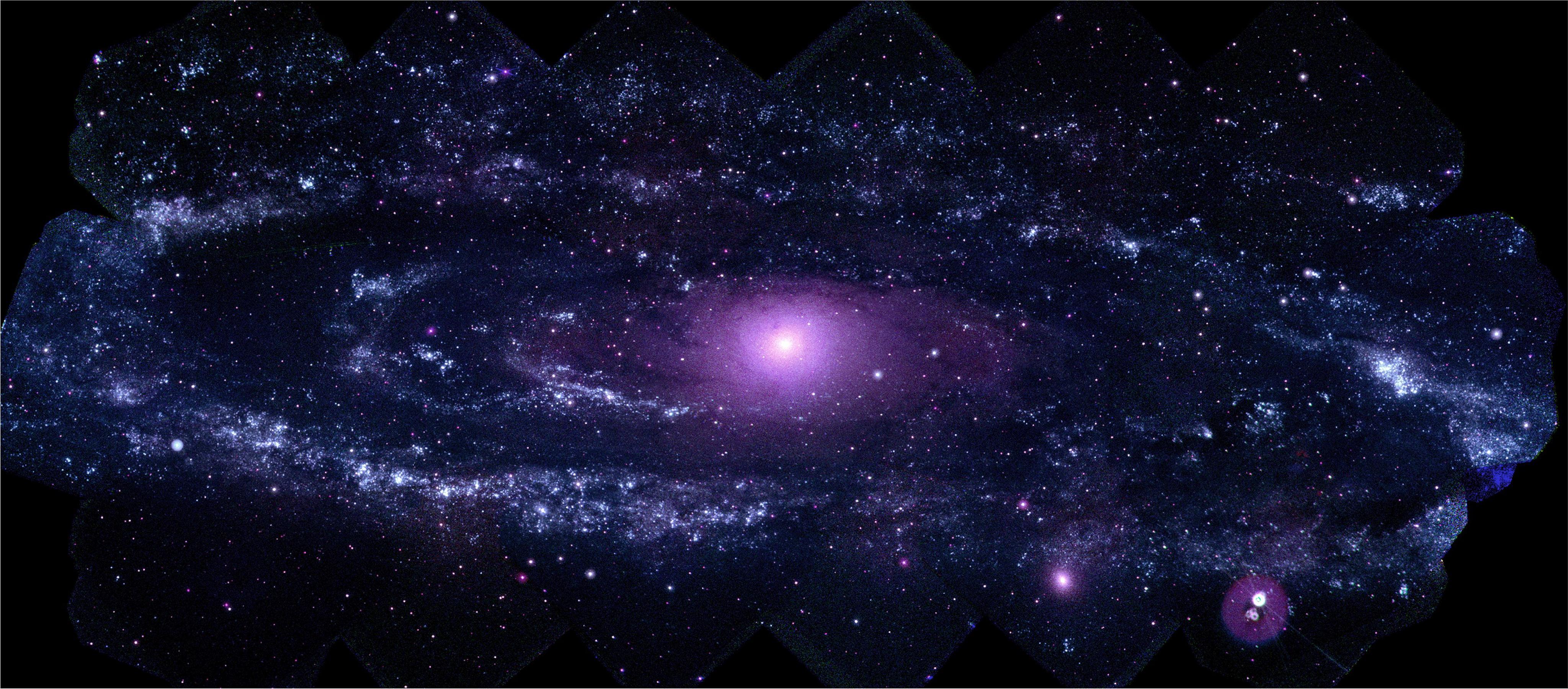 Млечният път и Андромеда ще се сблъскат