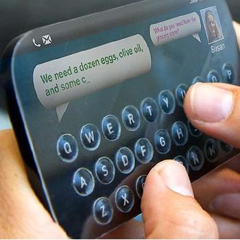Новите таблети и смартфони - тъчскрийн с бутони