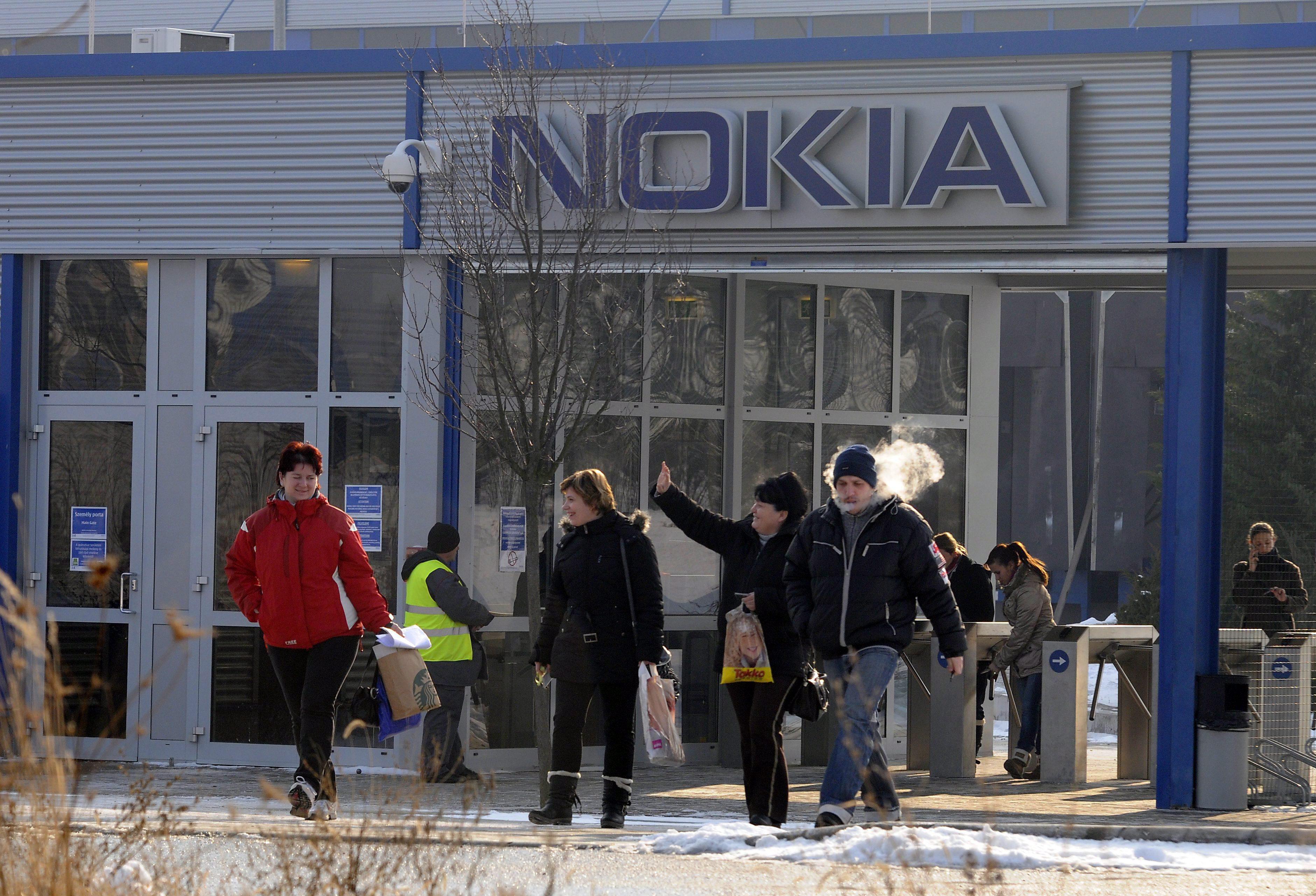 Nokia съкращава 10 000 служители