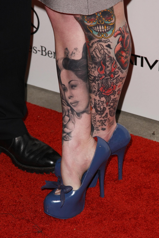 Мъжете не харесват жени с татуировки