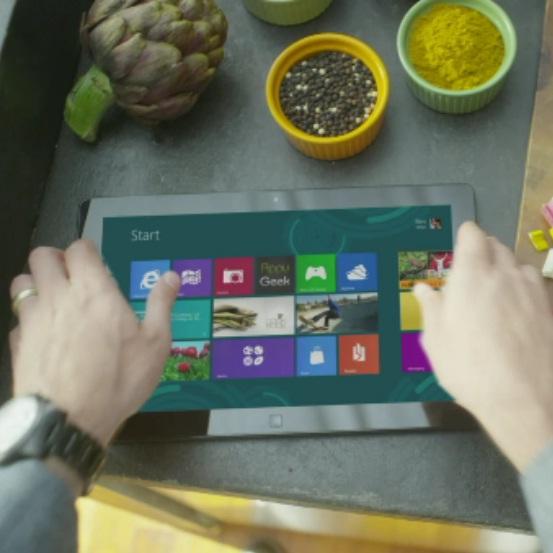 Microsoft пуска на пазара собствен таблет?