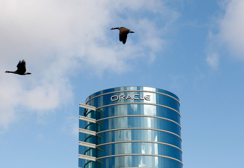 Oracle отчете печалба от над $13 милиарда