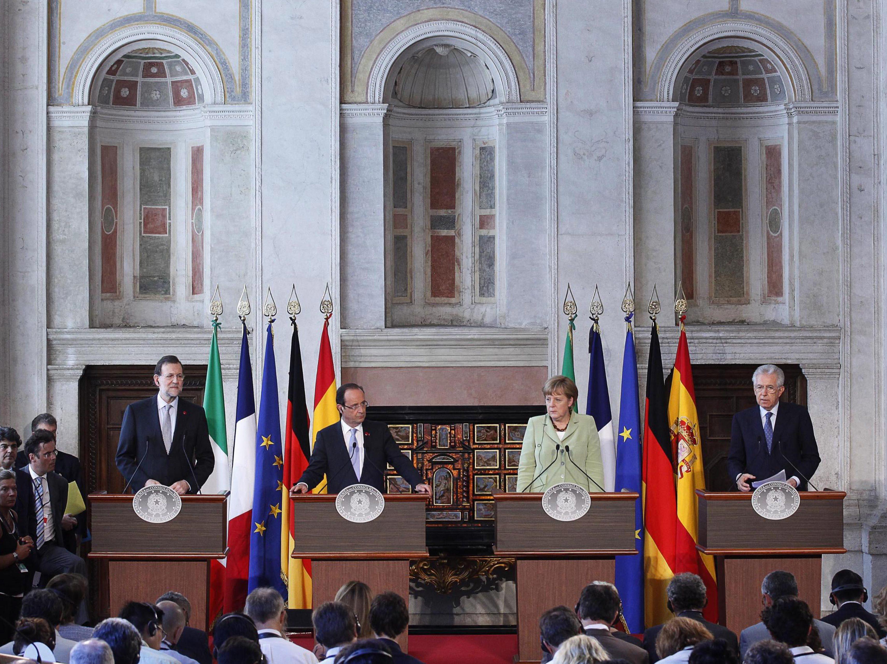 Общ надзор и фонд за погасяване на дълговете в Европа?