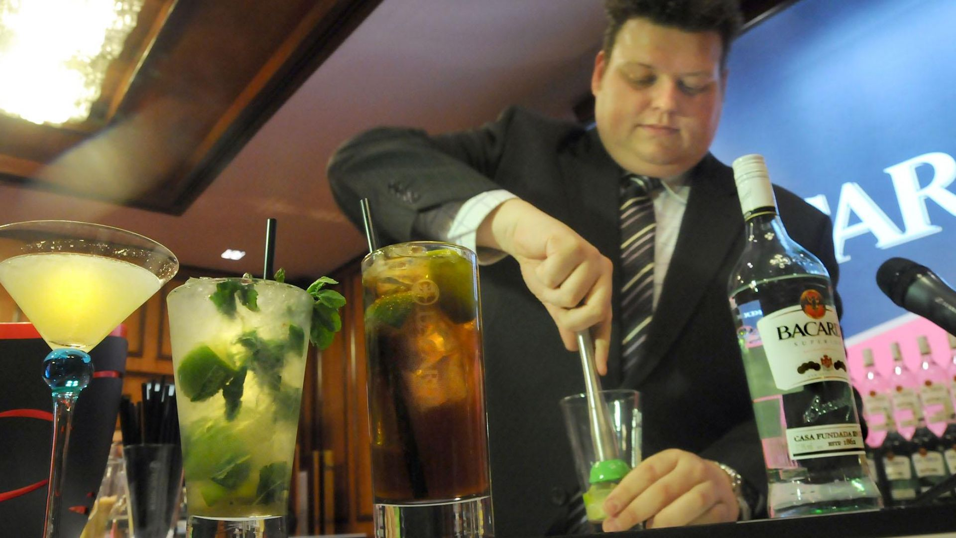 Най-скъпите коктейли в света