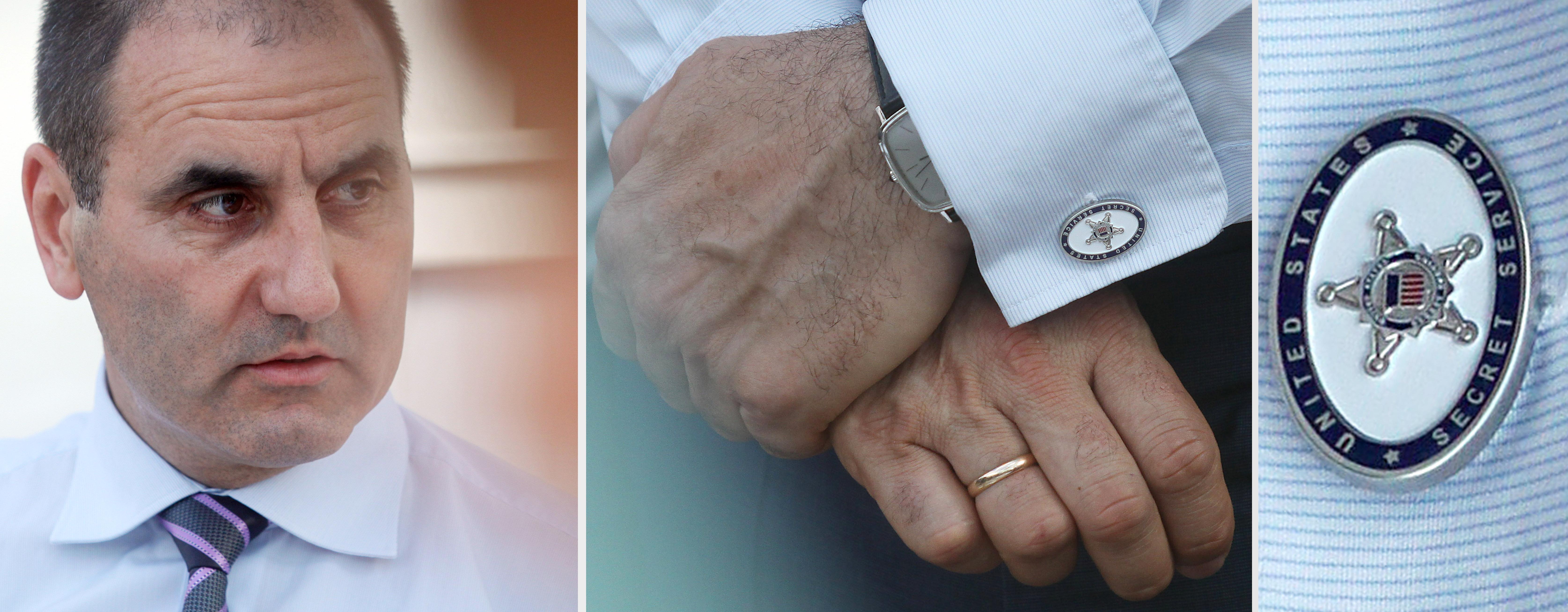 Цветанов се появи със Сикрет сървис на ръкавелите