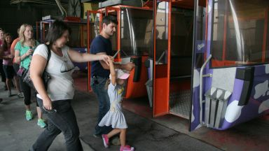Гръцка туристка падна от лифта на Драгалевци