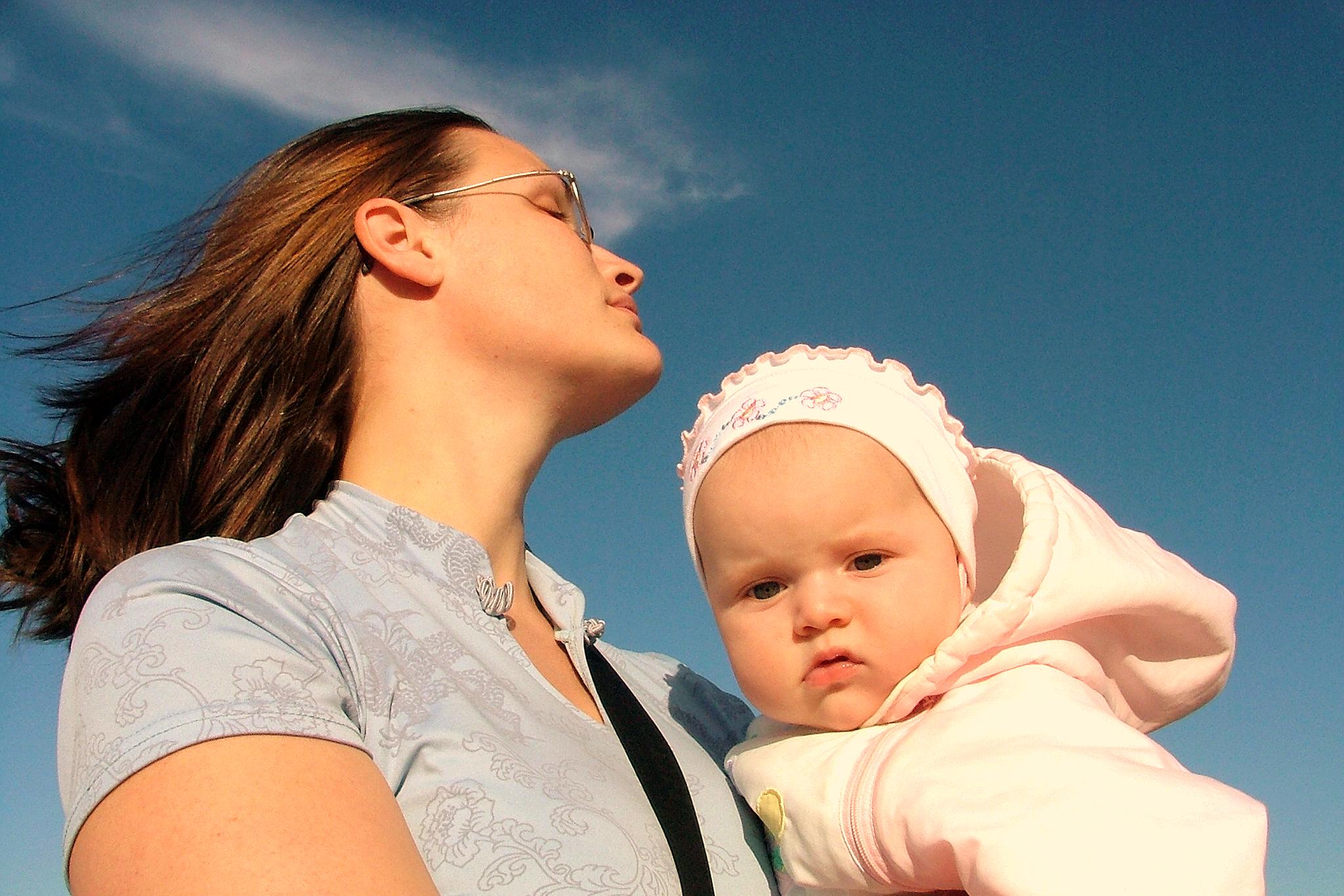 Раждането на дете подобрява паметта на жените