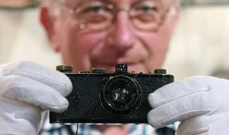 Най-скъпият фотоапарат в света