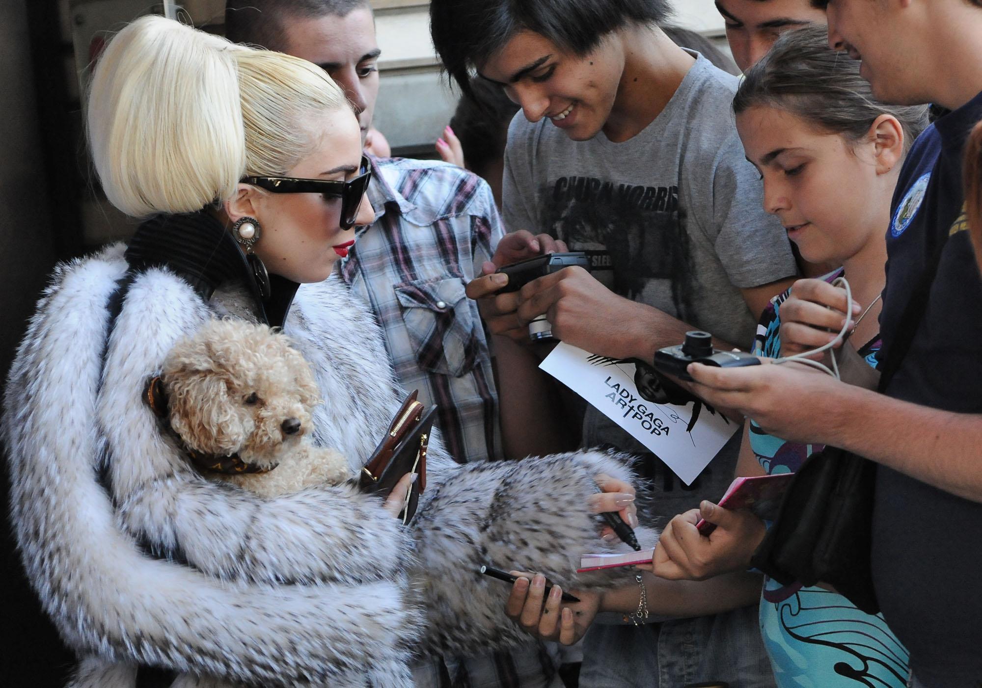 Лейди Гага качи 11 кг, подложи се на стриктна диета