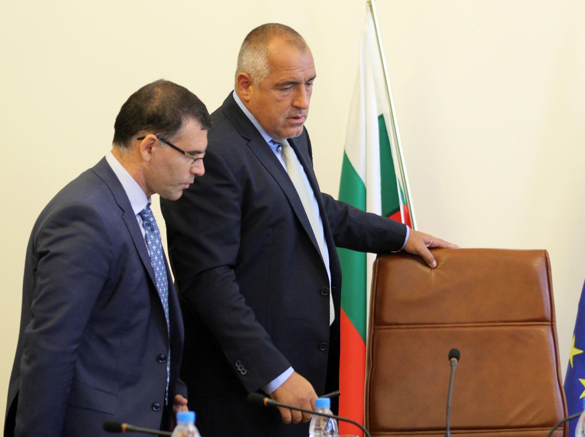 Защо Борисов уволнил Дянков
