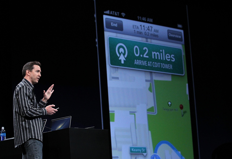 Картите на Apple отнесоха сериозни критики