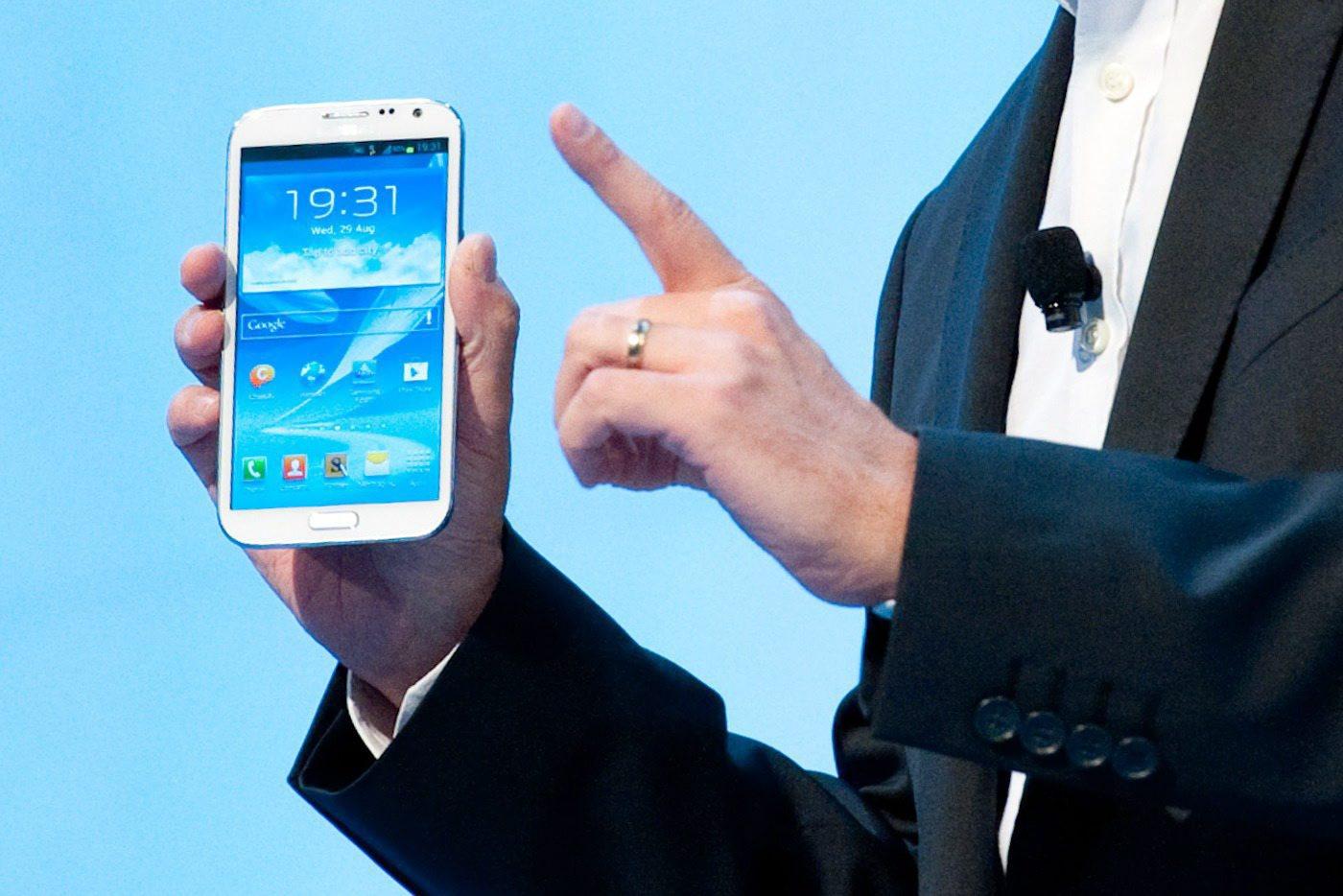 Samsung и Google с обща стратегия срещу Apple