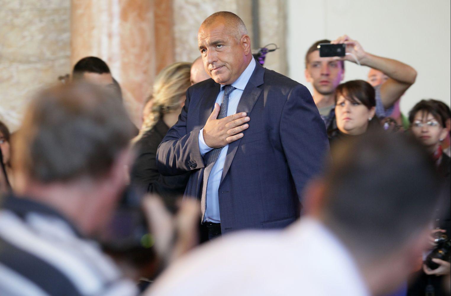 Борисов: Време е за моите решения (обновена)