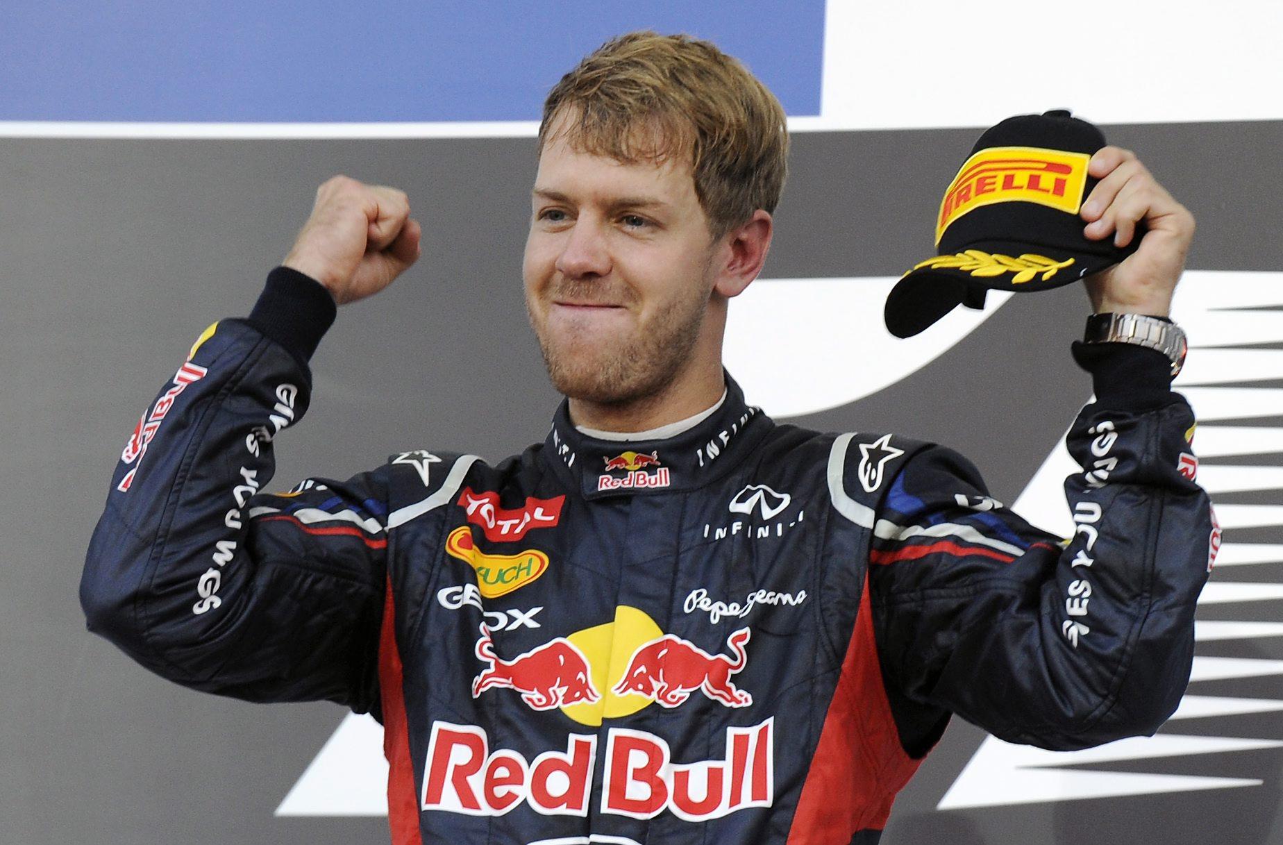 Фетел ще стартира първи на Гран При на САЩ