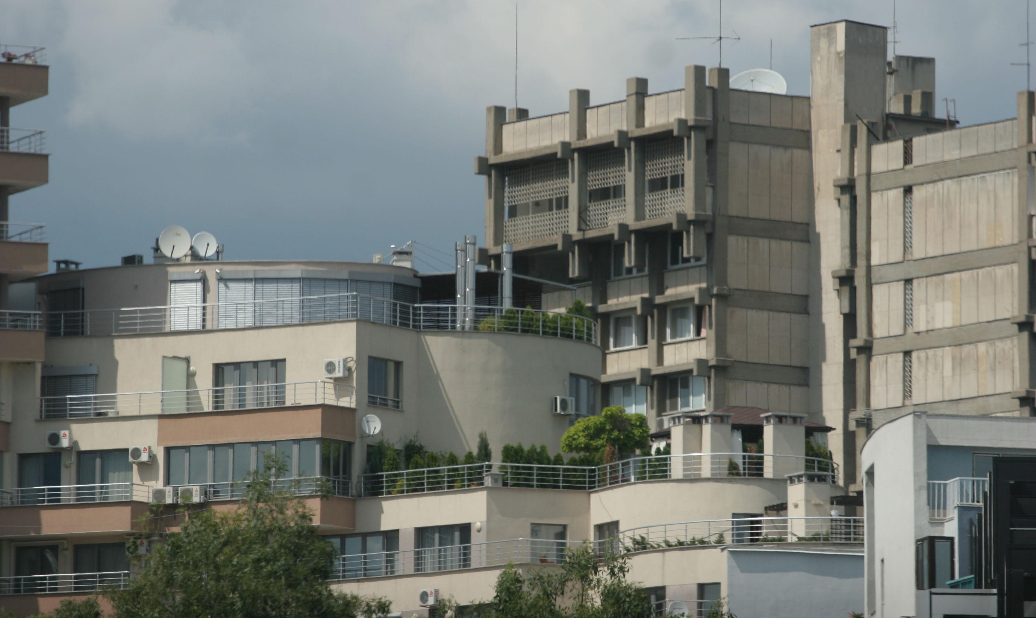 България е привлякла само 2% от инвестициите в бизнес имоти в ЦИЕ