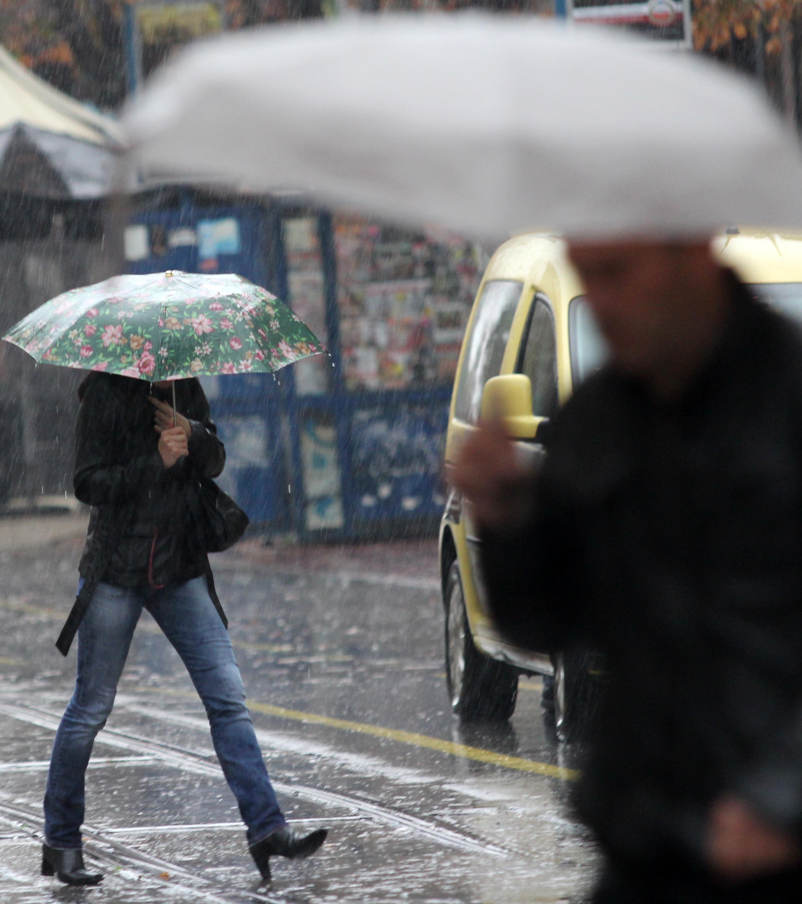 Дъждовно в следващите дни