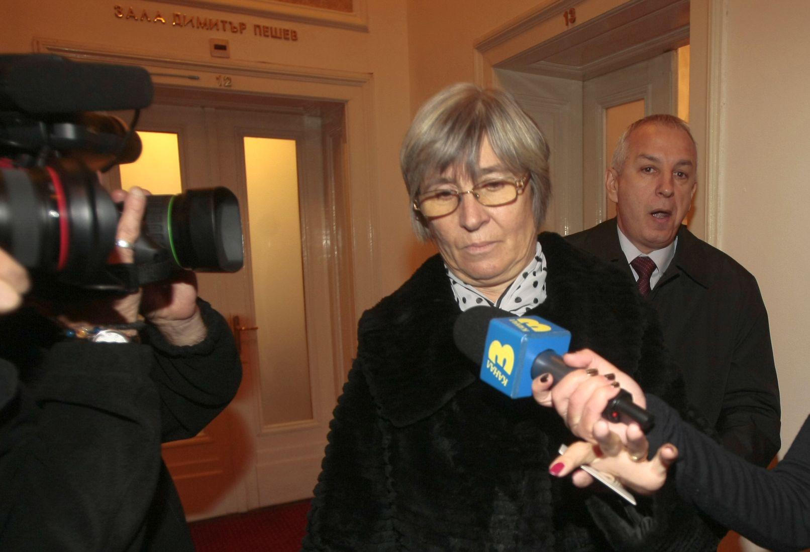 Марковска отвръща на удара: Ще си търся правата в съда