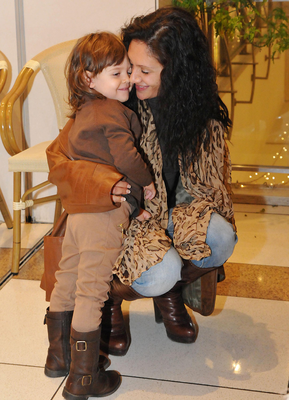 Мариана и дъщеря й подкрепиха благородна кауза