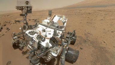 """""""Кюриосити"""" откри високо съдържание на метан на Марс"""