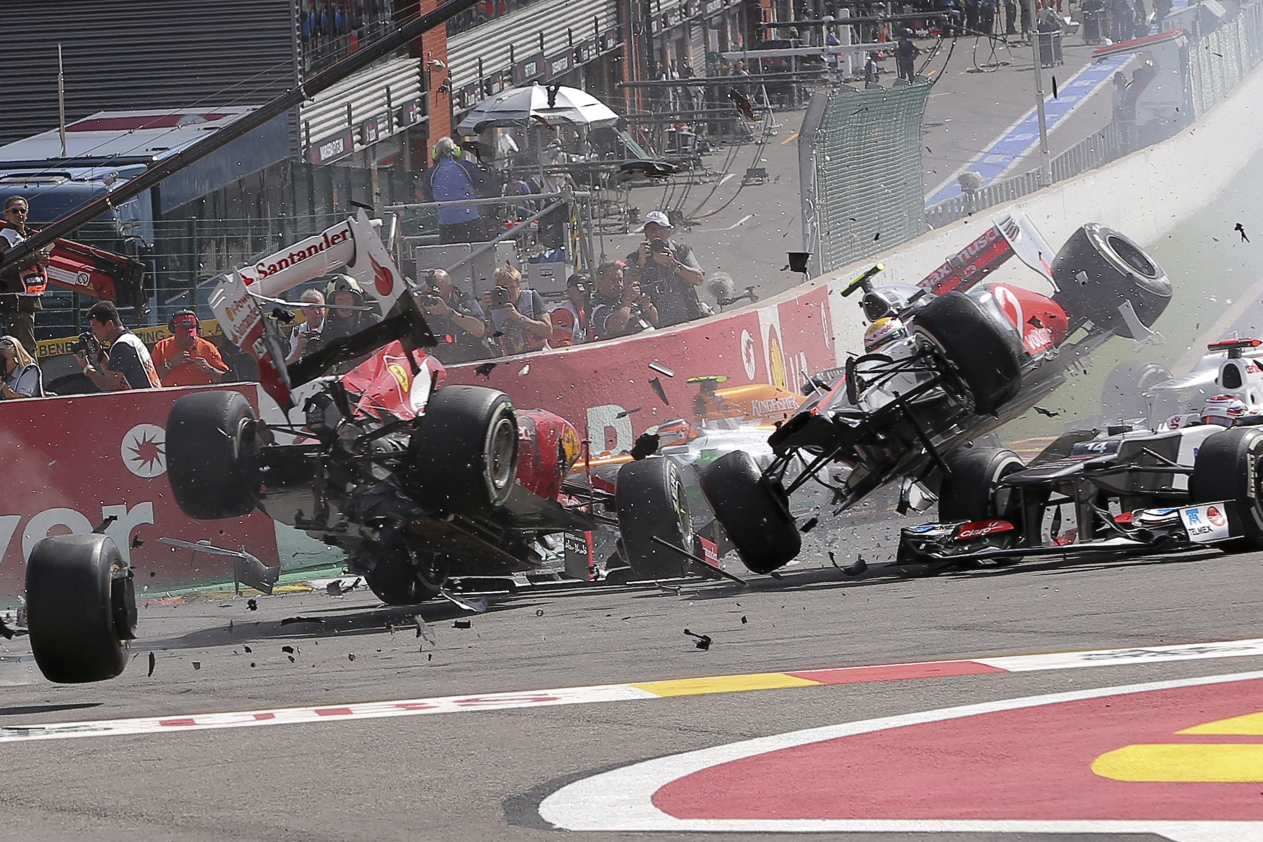 ФИА държи за въвеждане на наказателни точки във Формула 1