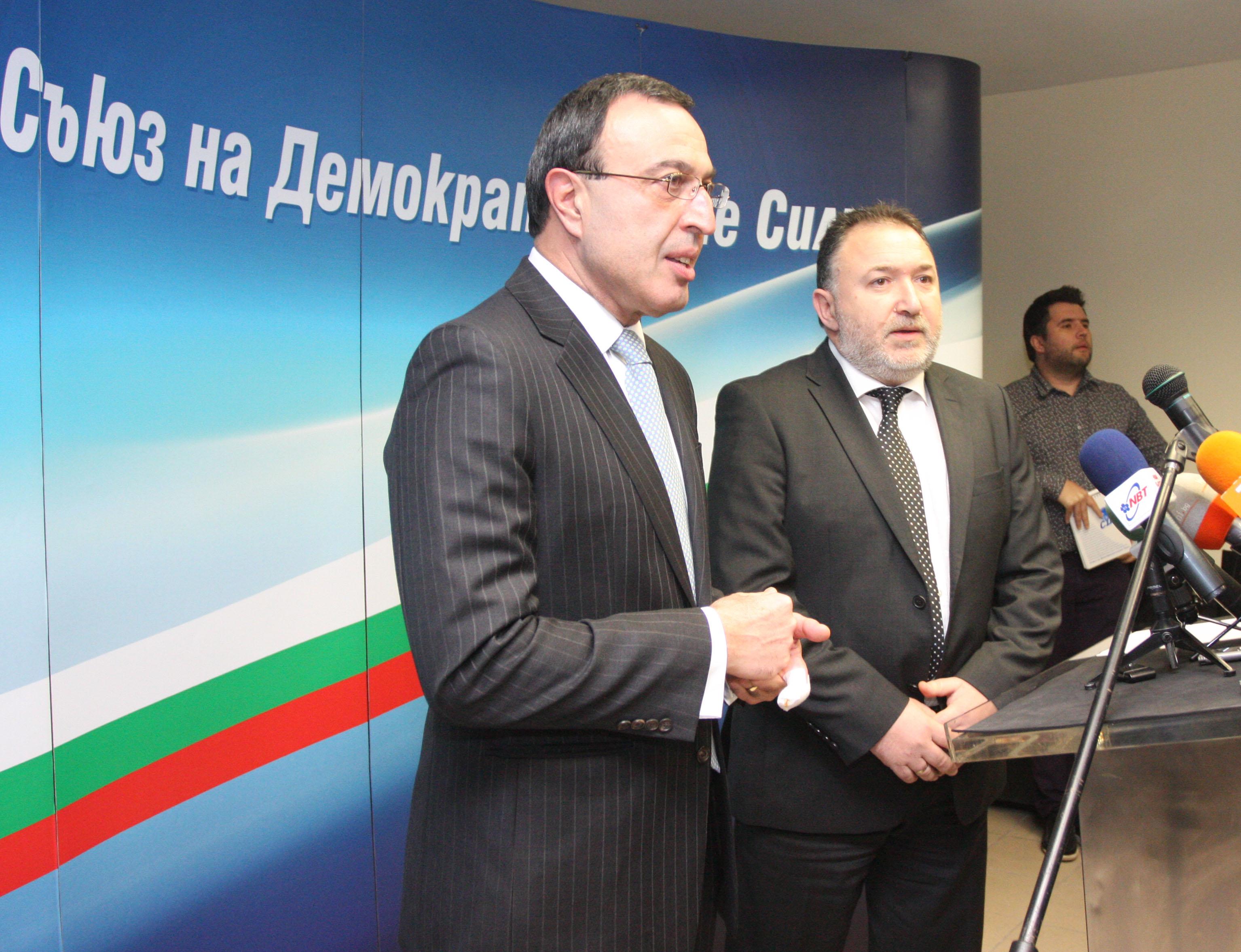 СДС предложи Петър Стоянов за нов конституционен съдия