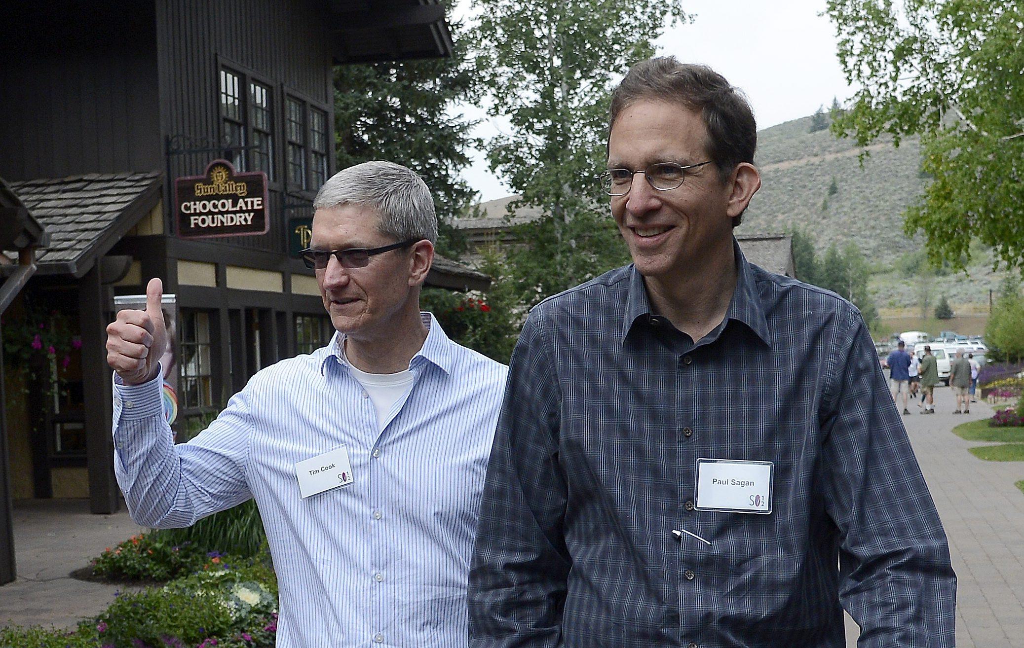 Епъл предлагат нова данъчна система в САЩ