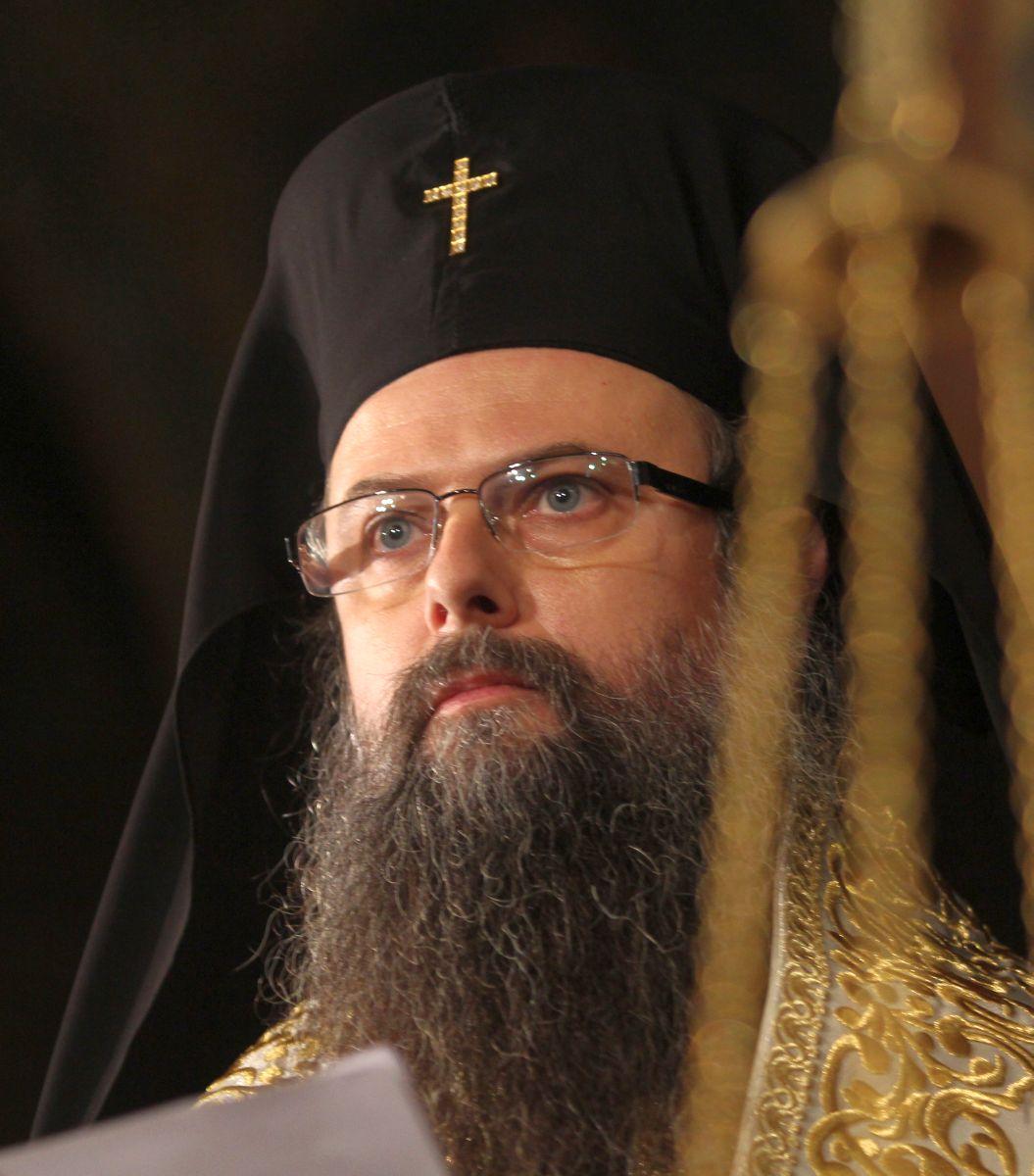 """Митрополит Николай платил църковна сметка за ток с """"Ролекса"""" си"""