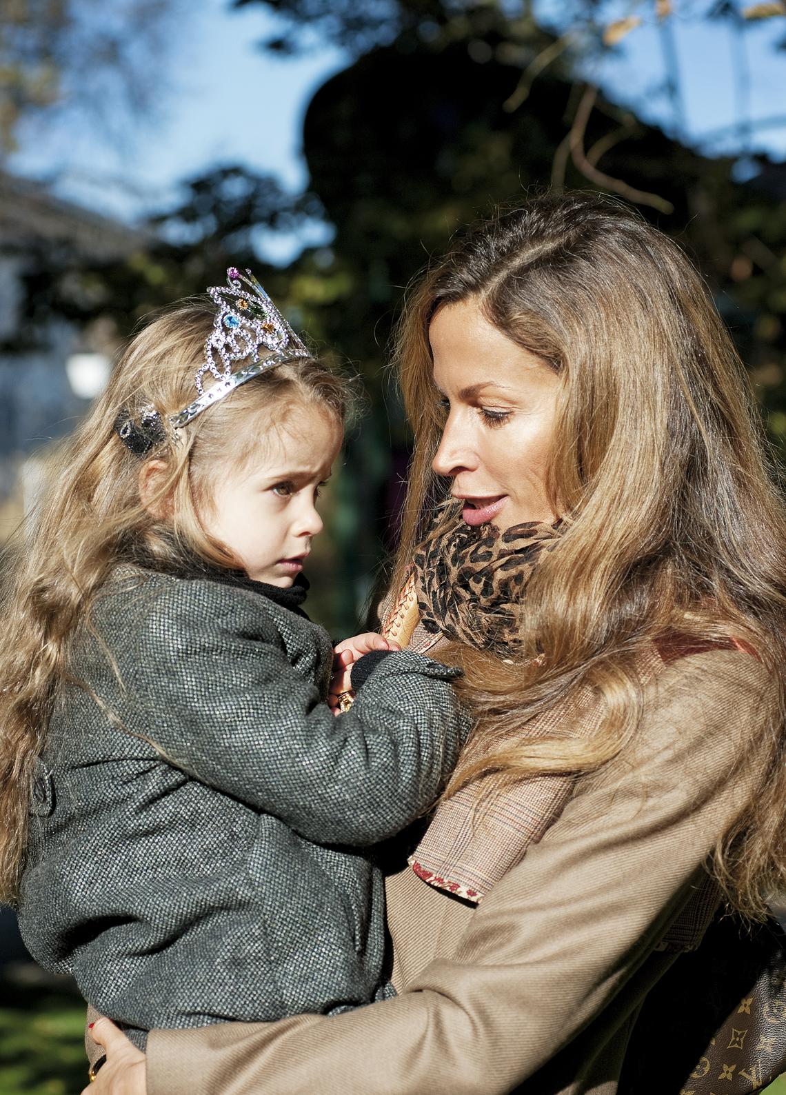 Ралица Балева: Бизнесът ми се срина, но родих