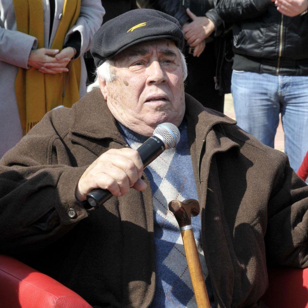 Почина големият актьор Георги Калоянчев